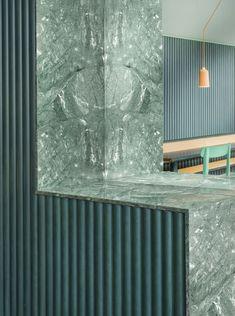 Desert Colours Find their Way into Stockholm Interior by Note Design Studio | Yatzer