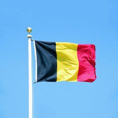 Soccer Nation Flag BELGIUM (3ft x 5ft, 150x90cm)