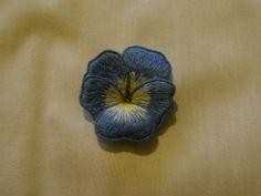 Рукоделие Hand Made: Искусство объемной вышивки