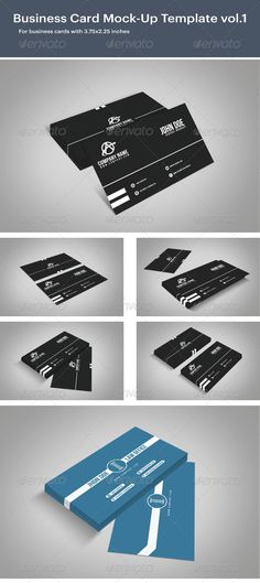 Business Card MockUp Template vol.1 — Photoshop PSD #photorealistic #cement • Available here → https://graphicriver.net/item/business-card-mockup-template-vol1/6387453?ref=pxcr