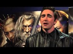 Interview: Lee Pace | The Hobbit: The Desolation of Smaug (The Fan Carpet) - :56 of Lee Pace smiling and talking about Thranduil. I am successful dead for the night @Szilvy @Natascha @Susan Carroll