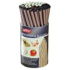 Derwent Blender and Burnisher Pencil 72 Tub