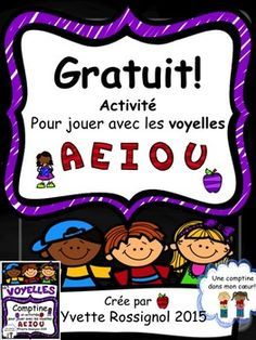 Browse over 280 educational resources created by Yvette Rossignol French Francais in the official Teachers Pay Teachers store. Core French, French Class, French Lessons, French Teaching Resources, Teaching French, Teaching Ideas, Grade 1 Reading, Early Reading, French Education