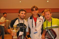 Senent & Doncel with Ferrer in Roma!
