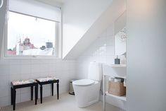 Exquisite loft space featuring stylish details