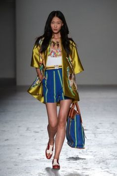 Coat with stitching - StellaJean SS2015 140917 (21)