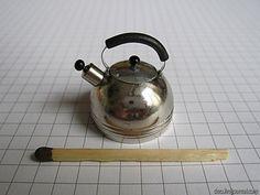 How to do mini tea pot
