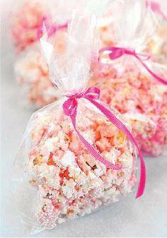 Valentine's Popcorn – A quick and easy Valentine's Day treat!