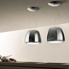 Cooker hood or lamp? Édith by Elica extractor de aires cocina ...