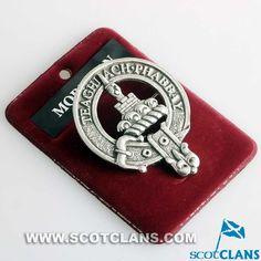 Morrison Clan Crest