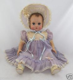 Vintage-1950s-American-Character-18-Toddler-Baby-Doll-Original-Mint-Condition