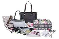 Join 31 and get all these items for free by holding 12 parties in 90 days with our Startswell program.  One party a week is all it takes, ask me how!!   www.mythirtyone.com/christyallegree