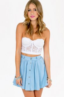 http://www.tobi.com/product/51327-tobi-dixie-life-skater-skirt?color_id=69185  Skater Skirt in Small