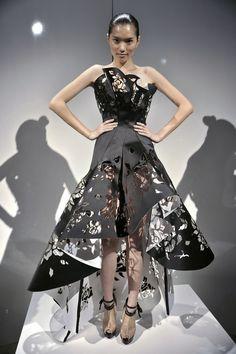 Marchesa at New York Fashion Week Spring 2010 - StyleBistro