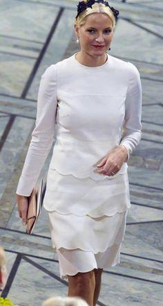 Crown Princess Mette-Marit of Norway.