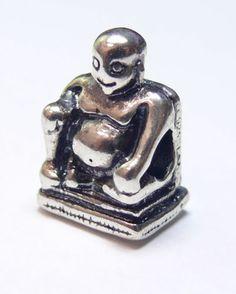 Authentic Silver Trollbeads Buddha 11428  | eBay