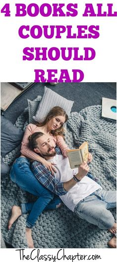 4 Books all married couples should read. Marriage tips | books for marriage