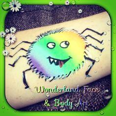 Spider wuppie