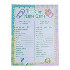 hilarious baby shower games your guests will love baby shower games