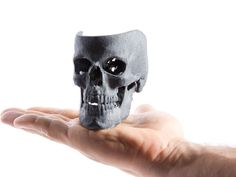 Prep CT images to print, using open-source software. Would love to create a starter public archaeology and reference collection especially of bones using 3d prints.