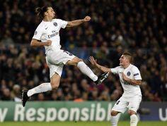 El Kung-fu del Ibrahimović.