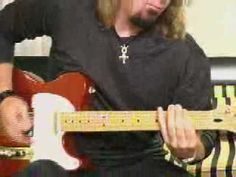 ▶ Iron Maiden guitar lesson - YouTube