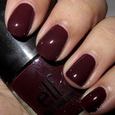 plum nail polish elf - Google Search
