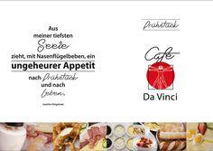 Cafe Da Vinci - Foto & Design cornElefants