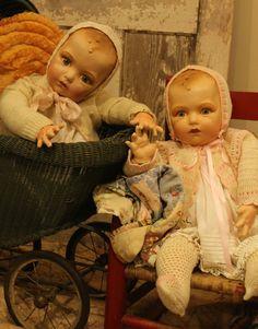 """24 """"Horsman Baby, Horsman Doll, старый старинный 1923 одно для продажи в этом аукционе.   eBay"""