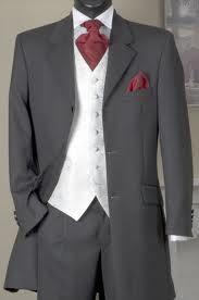 mens wedding suits dark grey - Google Search