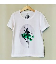 Camiseta Niña dibujo exclusivo