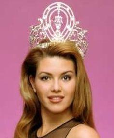 Miss Universo 1996. de VenezuelaAlicia Machado