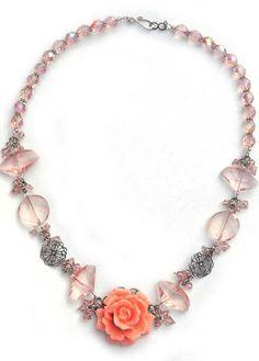Bead Style Magazine Pinterest | ... Necklace | Handmade Fashion Jewellery – Devoted to DIY Jewellery