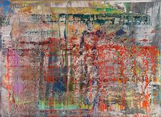 In art can be made from literally anything. Contemporary artist Gerhard Richter has some answers. Gerhard Richter Painting, Abstract Expressionism, Abstract Art, Grey Pictures, Robert Motherwell, Paul Gauguin, Still Life Photography, Contemporary Paintings, Metropolitan Museum