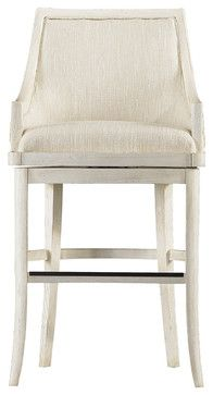 Coastal Living Resort Dockside Hideaway Bar Stool - tropical - Bar Stools And Counter Stools - Custom Furniture World