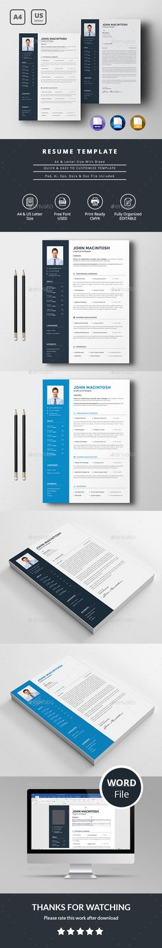 Resume \ Cover Letter Resume cover letters - professional resume and cover letter