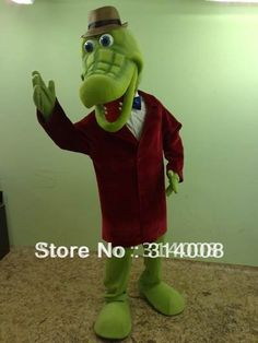 Günstige Heißer Verkauf!! Freies Verschiffen krokodil gena Maskottchen Kostüm Werbung Kostüm Cartoon Kostüm, Kaufe Qualität Kleidung direkt vom China-Lieferanten: kopf material:den Kopf Materialpolyfoames unterscheidet sich von der pappe material oder Schaum