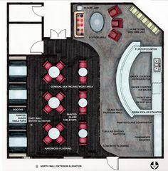 design ideas - coffee house  More squarish.