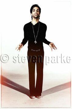 Prince  scruffy.  Credit: Steven Parke