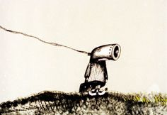 """Agrotechnika"" - dir. Marek Leszek Gałysz (1982) #animation #polishanimation Street Art, Animation, Drawings, Illustration, Poster, Character, Sketches, Illustrations, Draw"