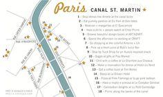 Paris Canal St. Martin
