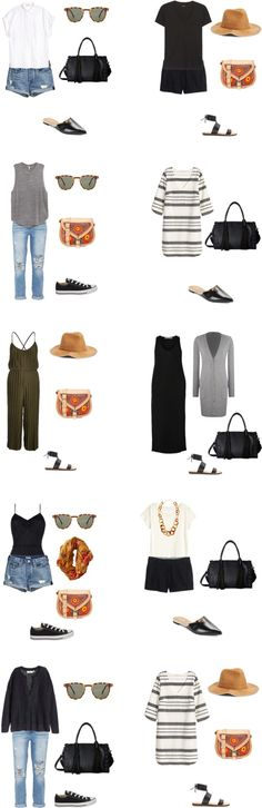 What to Wear in Sydney Australia Outfit Options 1-10 #travelight #traveltips #travel