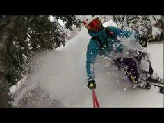 Days of Powder Video Photography, Skiing, Powder, Day, Videos, Sports, Youtube, Ski, Hs Sports