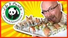 BEST SUSHI ROLLS ♥ My Favourite Birthday Lunch ♥ Bubba Gump, Innisfil & ... Best Sushi Rolls, Birthday Lunch, Food Reviews, Restaurant Bar, Beverage, Restaurants, Frozen, Rainbow, Meals