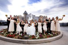 Wedding photo idea from previous weddings at our venue