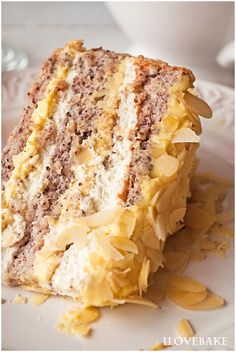 Sweet Desserts, No Bake Desserts, Sweet Recipes, Dessert Recipes, Baking Recipes, Cookie Recipes, Polish Desserts, Chocolate Garnishes, Icebox Cake