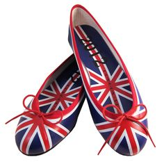 #Commandress Office Holiday - London Sole UK Flag Henrietta
