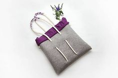 BUBAK - designed felt bag https://www.facebook.com/bubakdesign/timeline