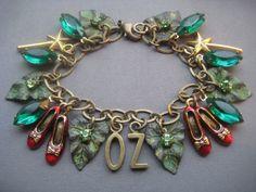 Wizard of Oz Bracelet - Pulsera El Mago de Oz