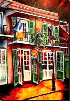 "Diane Millsap - ""Yo Mama's in New Orleans"""